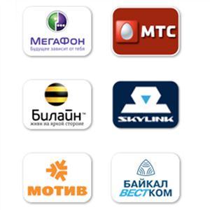 Операторы сотовой связи Подгоренского