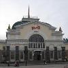 Железнодорожные вокзалы в Подгоренском