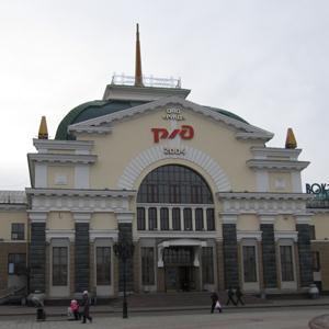 Железнодорожные вокзалы Подгоренского