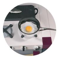 Загородный клуб Ягода Малина - иконка «кухня» в Подгоренском